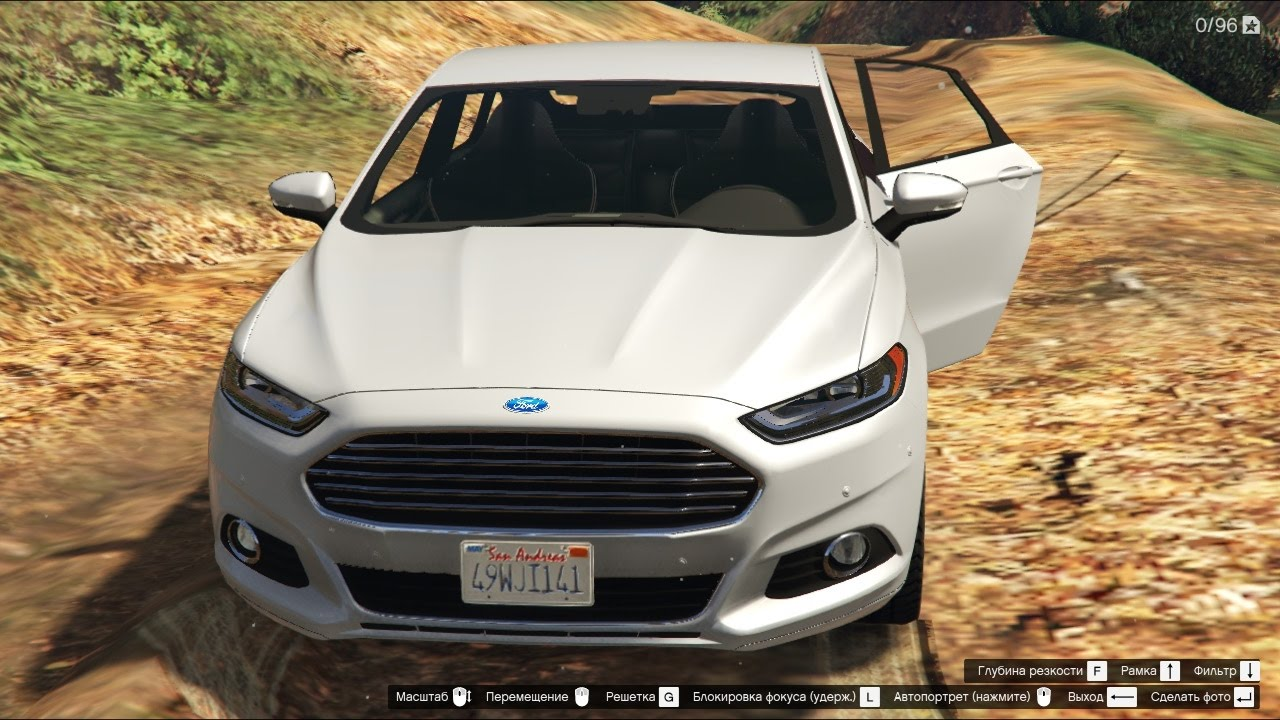 gta 5 2016 2017 ford mondeo fusion saloon youtube. Black Bedroom Furniture Sets. Home Design Ideas