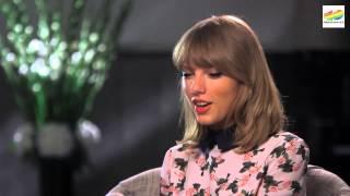 Xavi Martínez entrevista a Taylor Swift