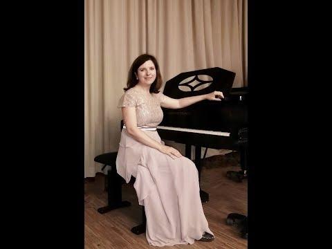 F. Liszt  Petrarka-Sonet  № 104,  Oxana Grebneva