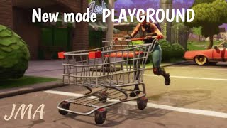 NEW PLAYGROUND GAME MODE FUNNY MOMENTS (OLYMPIC GAMES?)