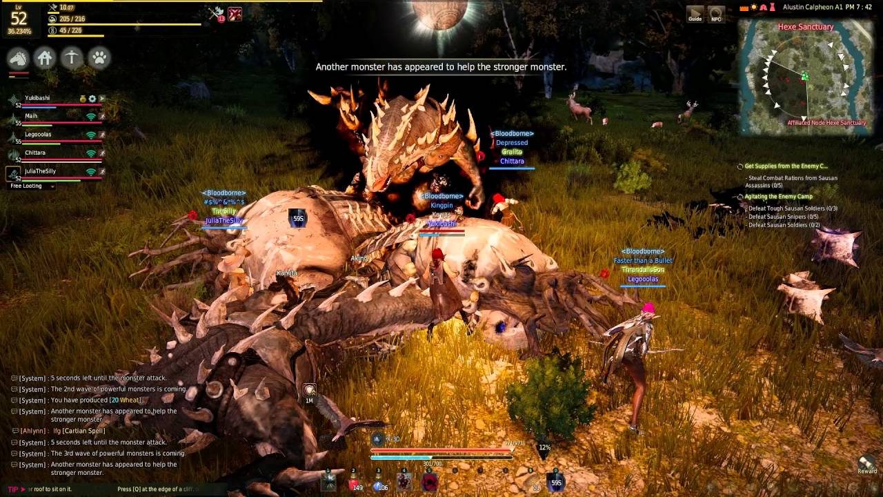 black desert how to change skill add on