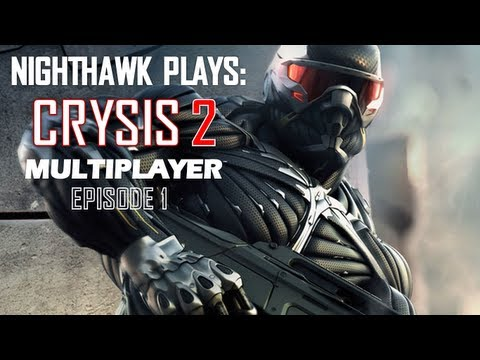 Crysis 2 Multiplayer Episode 1 - TIA on Wallstreet (PS3)