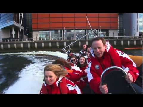 Exclusive! Things to do in Belfast - NEW Exciting Titanic Speed Boat Tours - Belfast Sea Safari