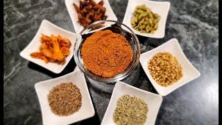 Tandoori Masala Recipe in Urdu Hindi - ZHC