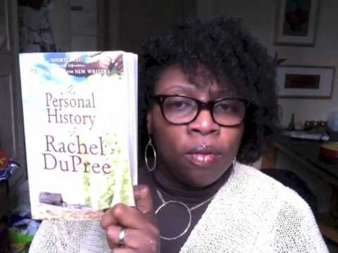 Review- The Personal History of Rachel DuPree