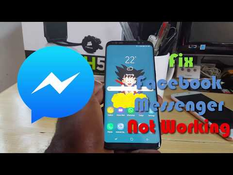 Fix Facebook Messenger Not Working- 6 Solutions