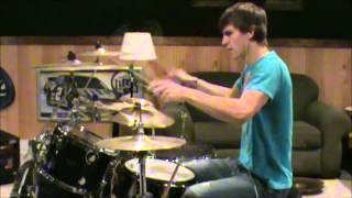 The Devil Wears Prada - Dez moines drum cover - Wyatt May