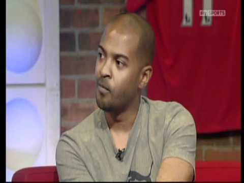"Noel Clarke ""The Saviour of Liverpool FC"" on Soccer AM"