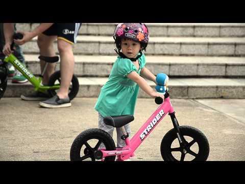 รวมตัวจักรยานเด็ก Strider Bike : Strider Gang Thailand Meet Up 5