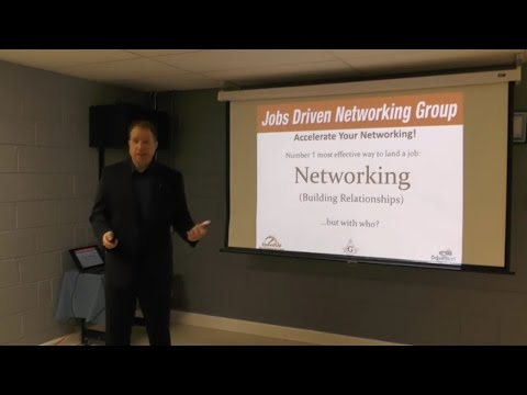 Accelerated Networking, Who to Network with 1st & HOW to get better leads