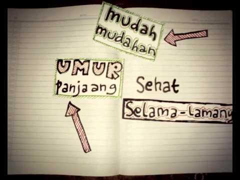 stop motion SELAMAT ULANG TAHUN-JAMRUD