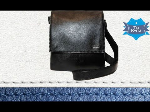 e32fa696af5e Мужская сумка-планшет Fashion. Купить в Украине. Обзор - YouTube