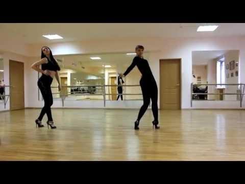 Keri Hilson ft. Nelly–Lose Control  / High Heels Choreo