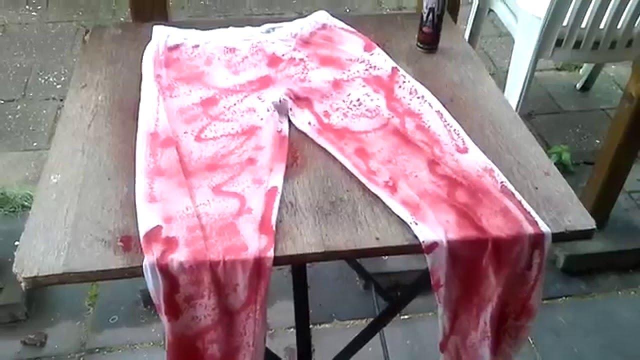 Nieuw Zelf je Halloween kostuum maken (DIY) - YouTube UZ-36