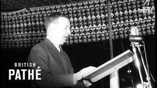 Selwyn Lloyd Visits India (1956)