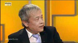 Finanzhilfe aus Peking - Wie hoch ist der Preis für Europa? - Phoenix Runde vom 04.10.2011