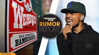 Chance The Rapper Speaks Wendy's Spicy Chicken Nuggets Back Into Existence