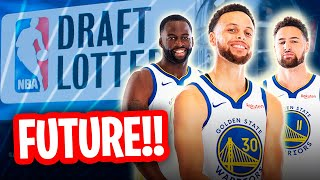 2020 NBA Draft Lottery Will Help Shape The Golden State Warriors Future