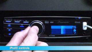 Pioneer DEH-P8300UB CD Car Receiver Display and Controls Demo | Crutchfield Video