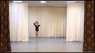 Горелова Ульяна, 1 кл, Гимнастический танец Кошки(, 2013-11-20T16:43:30.000Z)