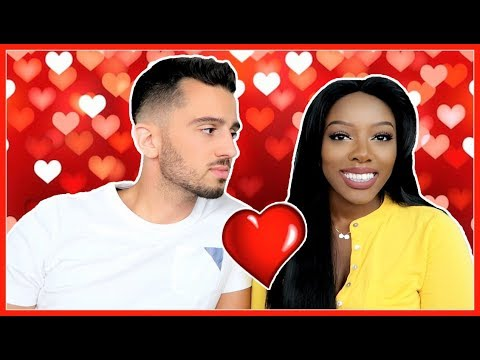 HOW WE MET: STORYTIME !! Interracial couple thumbnail