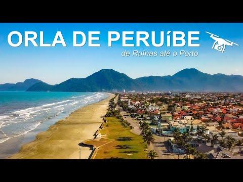 Orla de Peruíbe - De Ruínas ao Porto - 1080p