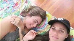 Sam & Alyssa (part 2) - Cute Moments || Lesbian Couple (Love is love)