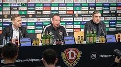 Präsentation des neuen Cheftrainers Markus Kauczinski
