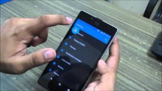 Tips and Tricks for Cyanogen in YU Yuphoria