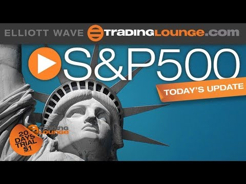 SP500 ELLIOTT WAVE 24 APRIL 2019