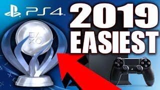 EASIEST PS4 PLATINUM TROPHY 2019