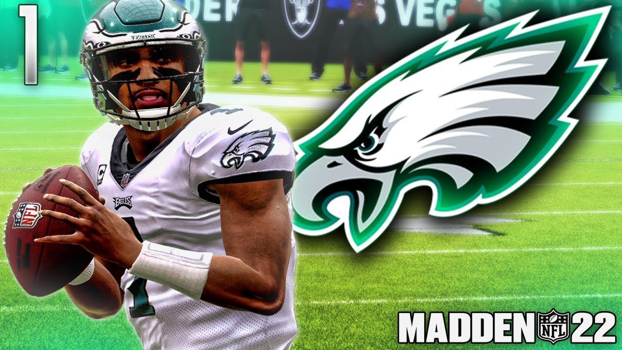 Download Madden 22 Philadelphia Eagles Franchise Mode Ep 1    The Rebuild Starts Now
