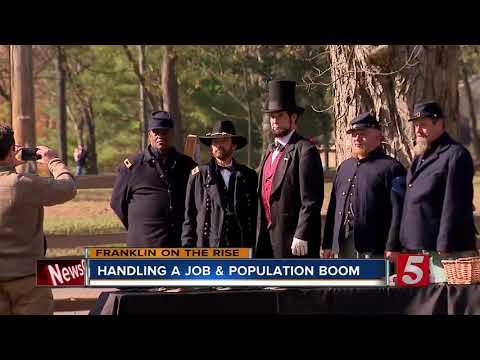 Franklin Keeps Identity Amidst Population Growth