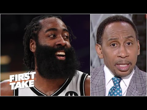 First Take reacts to Charles Barkley calling James Harden the best player in the world