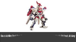 Đấu sĩ LBX - Đồ chơi nhựa cao cấp Nhật Bản