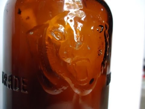 Richmond Brewery Tiger Beer Bottle