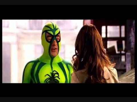 film Spider-plant-man, untuk pembelajaran listening