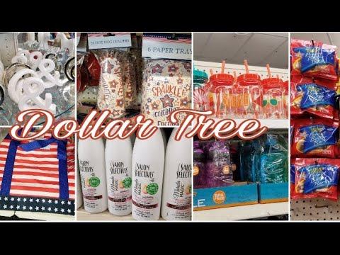 DOLLAR TREE SHOP WITH ME | THE BIG STORE | 5/18/2018