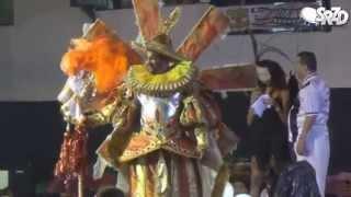 Vai-Vai: apresentação das fantasias piloto para Carnaval de 2015