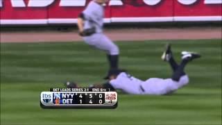 Curtis Granderson Yankees Highlights