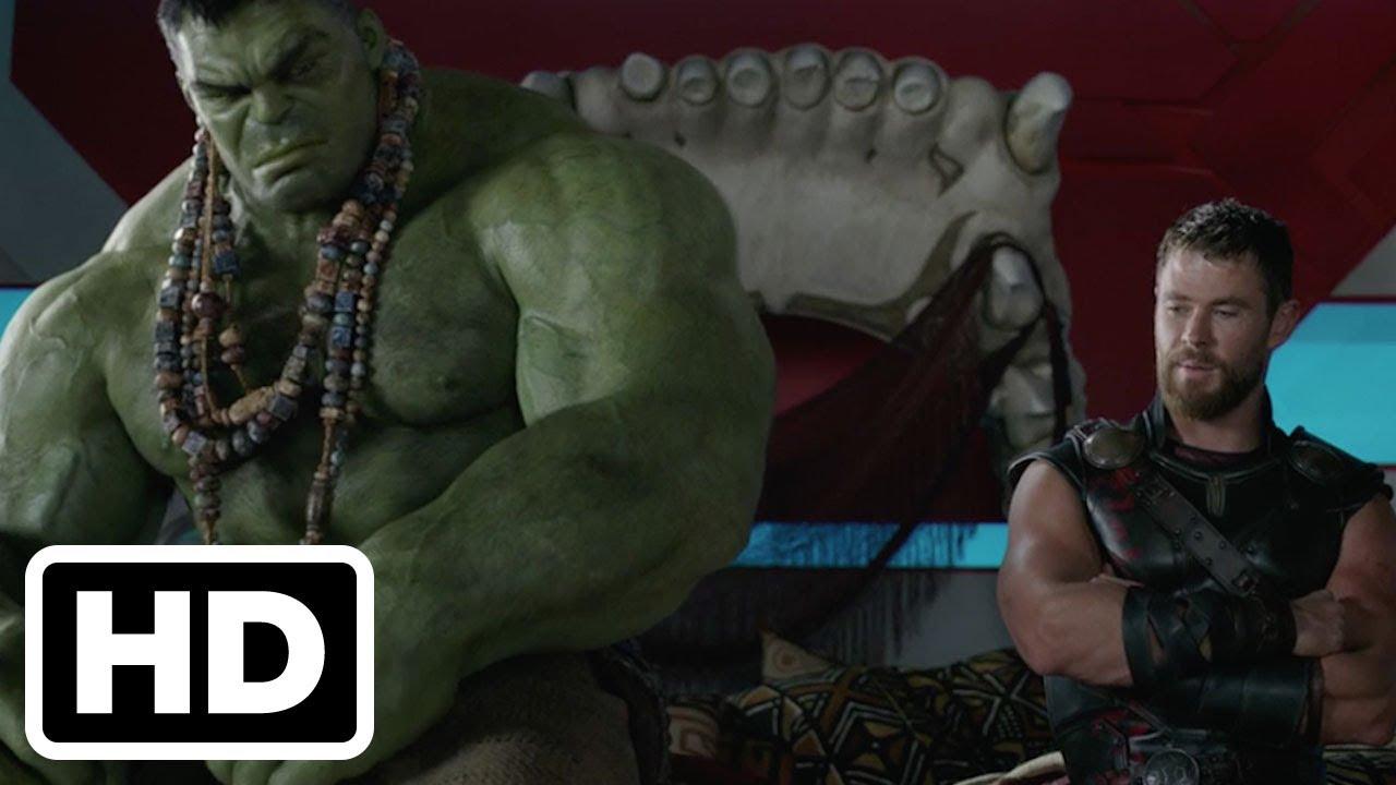 Thor: Ragnarok Trailer #2 – Comic-Con 2017