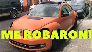 ME ROBARON! | ManuelRivera11