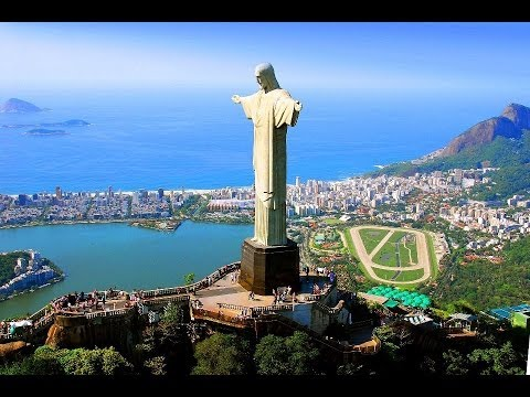 Real Invest Brasil Wonderful Rio de Janeiro 2016 Helicopter View HD