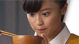 小島瑠璃子 CM 永谷園 ふわふわ あんかけ玉子 http://www.youtube.com/w...