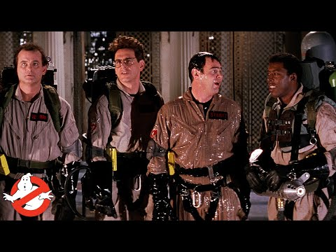GHOSTBUSTERS II - Original Trailer (1989)