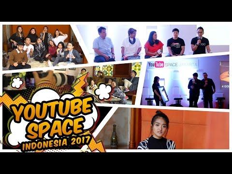 Youtube Pop Up Space Jakarta 2017