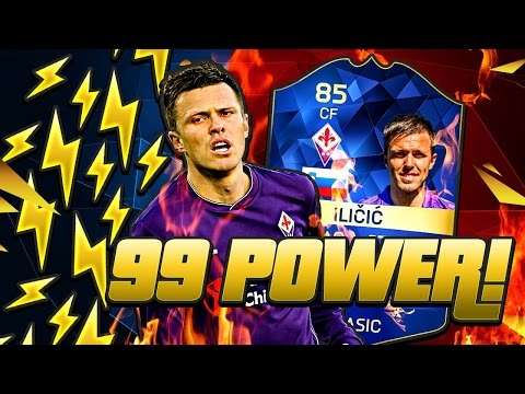 99 POWER TOTS SLOVENIA: THE CRAZIEST TOTS CARD! FIFA 16 ULTIMATE TEAM