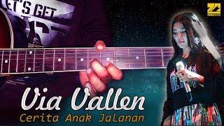 Download lagu VIA VALLEN - CERITA ANAK JALANAN | Instrumen Melodi Tutorial
