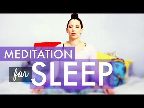 Meditation for Sleep and Insomnia - How to Meditate for Beginners - BEXLIFE