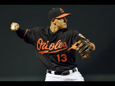 Manny Machado | 2015 Orioles Highlights ᴴᴰ